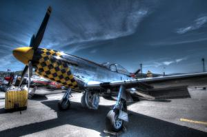 Air Show Disaster Eddie Andreinis P51 Mustang Comes To Half Moon Bay